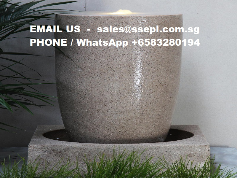 Water Feature Contractor Singapore